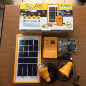 Paket Solar Lighting System 2 WP