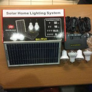 Paket Solar Lighting System 8 WP