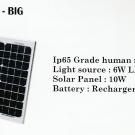 Paket Lampu Sorot Big Bang PIR