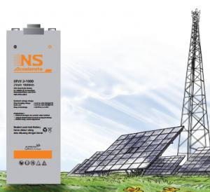 NS Accelerate Seri OPzV Tubular Battery