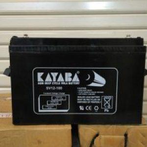Baterai Murah KAYABA 12V100AH Glodok