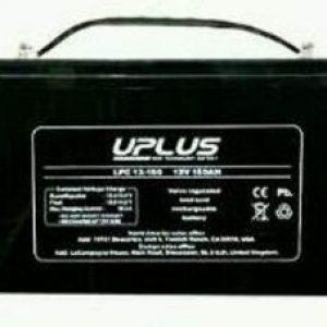 Baterai UPLUS Seri LPC Deep Cycle 12V150AH