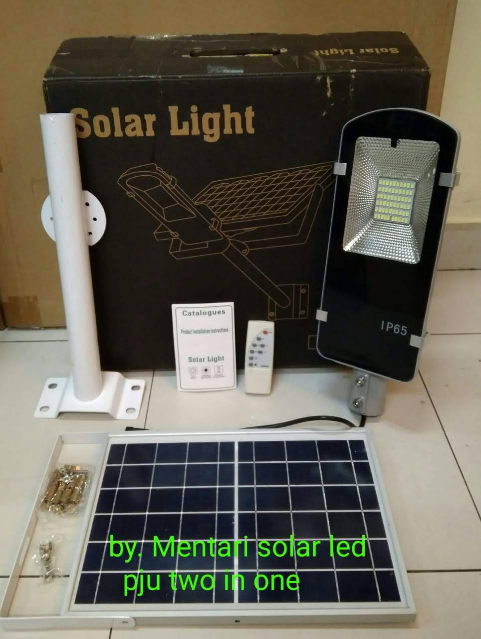 Mentari Solar Led